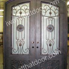 Windows And Doors by Universal Iron Doors & Hardware Inc.