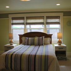 Farmhouse Bedroom by K&L Interiors