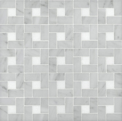 traditional bathroom tile by Waterworks