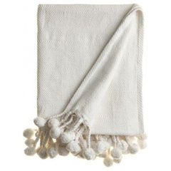 modern throws by Calypso St. Barth