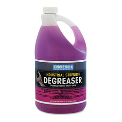 Boardwalk - Boardwalk Heavy-Duty Degreaser, 1Gal Bottle - Specifically formulated to easily clean and remove oil based grease spills and stains.