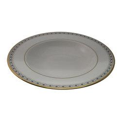 Lenox - Lenox Celtic Braid  Rim Soup Bowl - Lenox Celtic Braid  Rim Soup Bowl