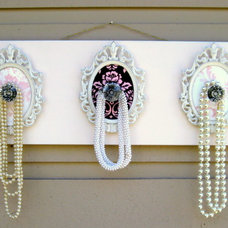 Traditional Hooks And Hangers by JensDreamDecor