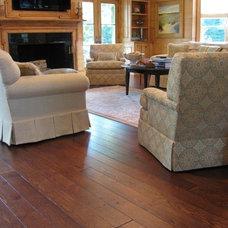 Traditional Hardwood Flooring by Allegheny Mountain Hardwood Flooring