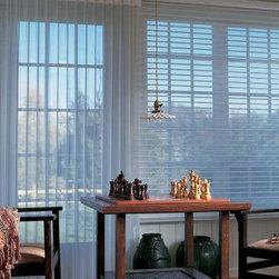 Hunter Douglas Silhouette Window Shadings - Hunter Douglas Silhouette® Window Shadings
