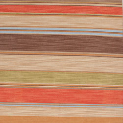 Jaipur Rugs - Flat Weave Stripe Pattern Multi Color Wool Handmade Rug - PV22, 2x3 - Bold color is the name of the game with Pura Vida. This beautiful collection of durable, reversible flat-woven dhurries combines the classic simplicity of linear patterns with a decidedly modern palette for a look that's at once casual and sophisticated.