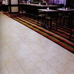 tropical floor tiles by DM Decos by Design, Inc.