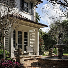 traditional porch by tuthill architecture