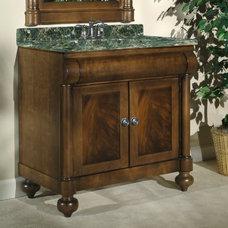Traditional Bathroom Vanities And Sink Consoles by Hayneedle