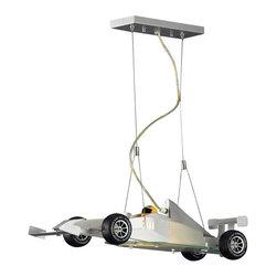 Elk Lighting - Race Car Suspension Light - Race Car Suspension Light