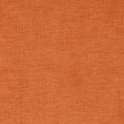 Copper Red Thin Striped Woven Velvet Upholstery Fabric By The Yard - This velvet fabric is woven for appearance and increased durability. It is excellent for all indoor upholstery, including residential and commercial.