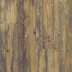 Vinyl / Waterproof Flooring - Supreme Click Elite Indian Cypress Hand Scraped Waterproof Vinyl Plank