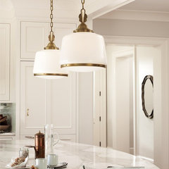 contemporary pendant lighting by Rejuvenation