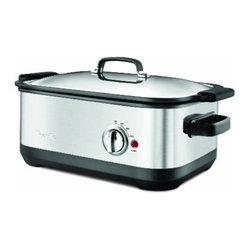 Breville 7-quart Slow Cooker with Easy Sear