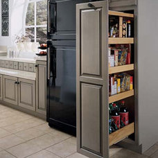 Masterpiece® - Tall Pantry Pull-out - Features & Accessories - Merillat