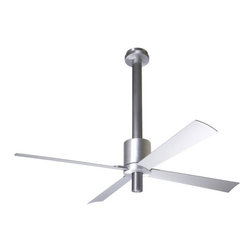Spring Time Ceiling Fans - Designed by Jorge Pensi, this fan will refresh your indoor and outdoor living spaces with its superior air circulation and adding a modern flair with its clean appearance. -- Thingz Contemporary, Located in suite 100 of the SDC