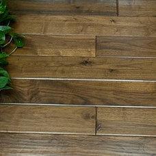 Eclectic Wood Flooring by Fantastic Floor