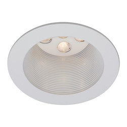 "WAC Lighting - 4"" LEDme Step Baffle Downlight Trim - 4"" LEDme Step Baffle Downlight Trim"