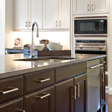 Traditional Kitchen Cabinetry by AyA Kitchens of Vancouver