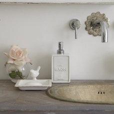 Ceramic Bird Soap Dish - Kitchen