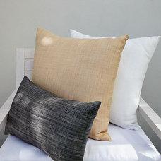 Modern Outdoor Pillows by West Elm