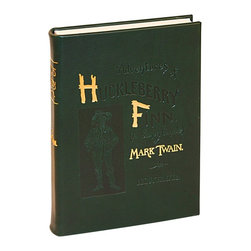 Adventures of Huckleberry Finn by Mark Twain Book - Considered to be the greatest American novel by one of America's finest writers.