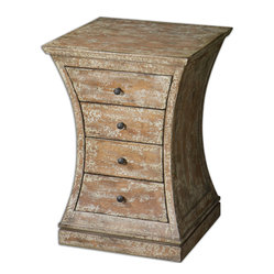 Avarona Rustic Accent Chest