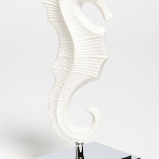contemporary sculptures by Nordstrom
