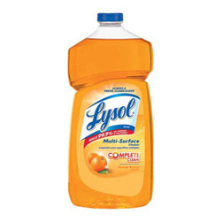 RECKITT BENCKISER - LYSOL ALL PURP CLEANER,ORANGE BREEZE,9/40OZ - CAT: Chemicals & Janitorial Supply Chemicals All Purpose Cleaners and/or Degreasers