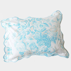 Traditional Bed Pillows And Pillowcases by Sue Fisher King