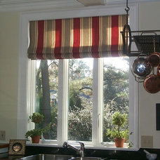 Roman Shades by Windows Redefined
