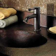 Contemporary Vanity Tops And Side Splashes by Native Trails