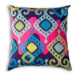 Koko Company - Koko Company TOTEM Euro Sham Multicolor - 92001 - Shop for Pillowcases and Shams from Hayneedle.com! About The Koko CompanyFor over 10 years The Koko Company has been pouring heart and soul into bringing you a vibrant diverse collection of pieces to suit your unique style. From pillows and bedding to rugs and throws every piece is both versatile and distinctive each playing its own part in a grander global vision. Located in Long Island City NY but influenced and inspired by an array of cultures and fashions The Koko Company strives to bring the subtle elegance of natural fibers and organic design to your home accents.