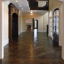 Wynstone  Barrington Residence - Signature Hardwood's Victorian Collection