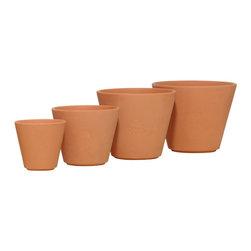 Terra Cotta Pots -