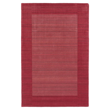 Kaleen - Kaleen Regency Regency (Watermellon) 8' x 10' Rug - Regency offers an array of fourteen beautifully elegant subtle tones for today's casual lifestyles. Choose from rich timeless hues shaded with evidence of light brush strokes. These 100% virgin wool, hand loomed rugs are sure to add comfort and warmth to any setting. Hand crafted in India.