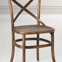 Hamilton Bentwood Chair - I love these classic French-style bistro chairs. For a traditional look, use them in a breakfast nook with an old oak table (and maybe a banquette on the window). For a funky twist, pair them with a modern white tulip table.
