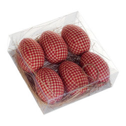 Silk Plants Direct - Silk Plants Direct Easter Egg Ornament (Pack of 4) - Pack of 4. Silk Plants Direct specializes in manufacturing, design and supply of the most life-like, premium quality artificial plants, trees, flowers, arrangements, topiaries and containers for home, office and commercial use. Our Easter Egg Ornament includes the following: