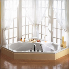 corner bathtub | Garden Tubs