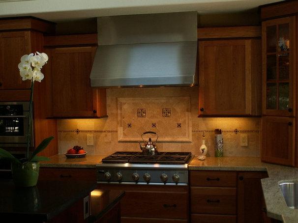 Traditional Kitchen by Amy Carpenter Interior Design