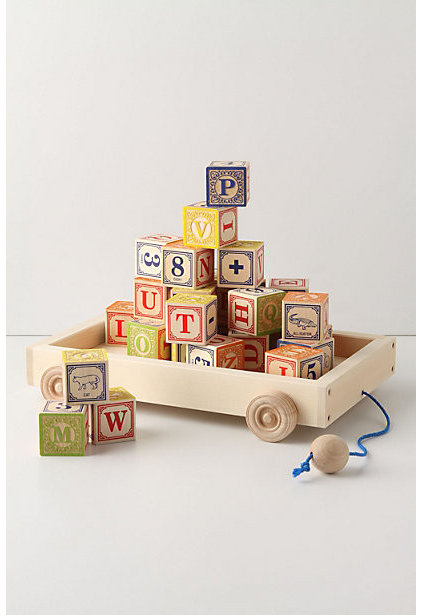 Traditional Kids Toys And Games by Anthropologie