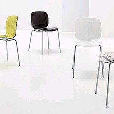 Modern Chairs Loto Stackable Chair By Bonaldo