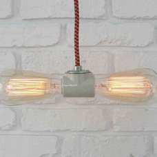 Industrial Pendant Lighting by Mako Haus