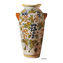 Artistica - Hand Made in Italy - RUSTICA: Tall Vase/Umbrella Stand - RUSTICA Collection: