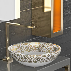 """MaestroBath - Modern Bathroom Sink 