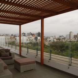 Penthhouse In San Isidro - 190 Sq meter terrace with a panoramic view of the whole neighborhood