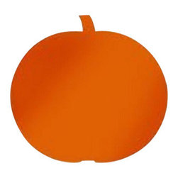Village Wrought Iron - VWI MMB-MAG-25O Pumpkin Orange Message Board Magnet Powder Coated - Our Heavy Duty Powder Metal Coated Wrought Iron Message Board Magnets are beautiful, decorative well made and sturdy to use on any magnetic surface where you would like to leave a message for your loved ones.Measurements are approximate and Silhouettes vary slightly in size.Approximately 2 5/8 In. W x 2 3/8 In. H.Made in the USA.