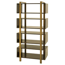 Modern Bookcases by Zin Home