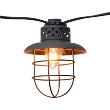 Contemporary Outdoor Lighting by Target