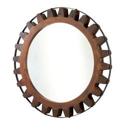 Cyan Design - Cyan Design 04911 Landry Mirror - Cyan Design 04911 Landry Mirror